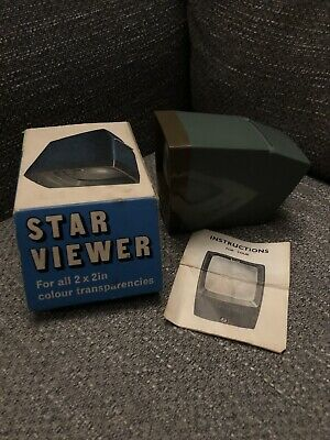 Vintage Boots Star Viewer With Instructions In Original Box
