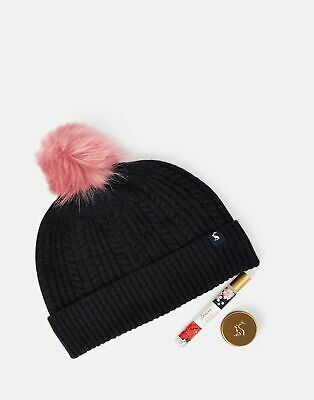 Joules Hat And Beauty Gift Set in STAR GAZING in One Size