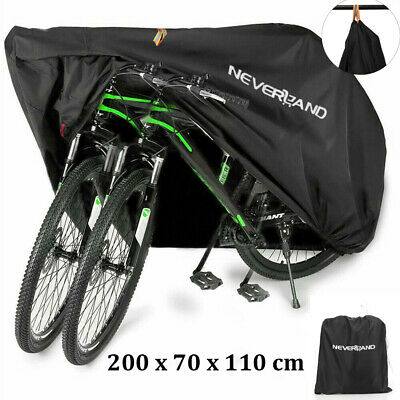 O Aimuho Bike Cover 210D Oxford Fabric Waterproof Bicycle Cover With Lock Holes