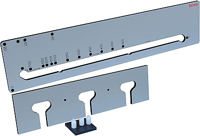 Professional Kitchen Worktop Jig. Shallow Scribe 5mm Inset. Solid Laminate