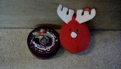 The Body Shop Reindeer Sponge & Body Butter