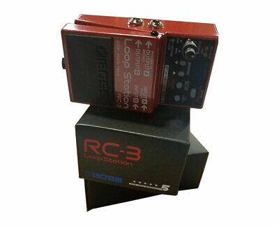Boss RC-3 Loop Station Pedal PROAUDIOSTAR