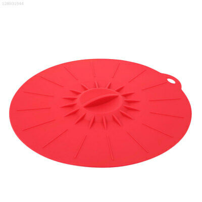 0AEE Silicone Pan Suction Bowl Lid Pot