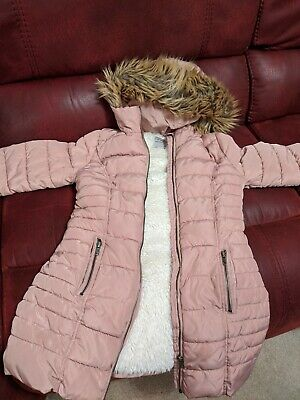 Girls Next Very Warm Winter Coat 7 years / 122cm height