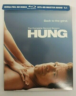Hung: The Complete Second Season (Blu-Ray, 2011, 2-Disc Set)