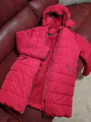 Girls Next Very Warm Winter Coat 13 Years 158cm