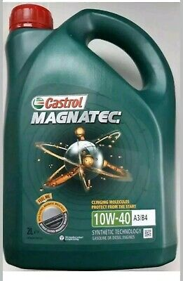 Castrol MAGNATEC Engine Oil 10W-40 A3/B4 2L Green
