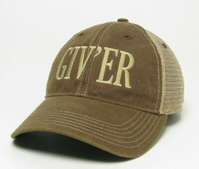 Tucker and Dale vs Evil replica GIV'ER giver movie trucker hat legacy brand &
