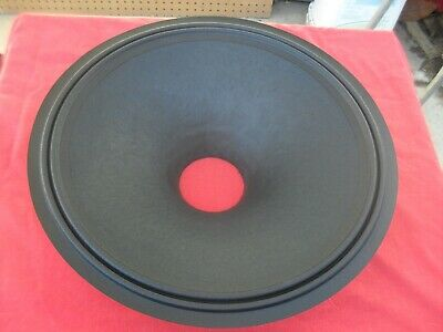 "15"" Cone for Cerwin Vega Stroker 15, Speaker Parts."