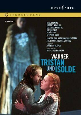 Richard Wagner - Tristan & Isolde [DVD] [2010] - DVD  XIVG The Cheap Fast Free
