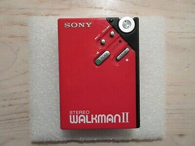 Vintage SONY WM-2 Stereo Walkman Cassette Player  - New Belt