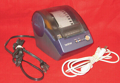 Brother P-Touch QL-550 Thermal Label Printer