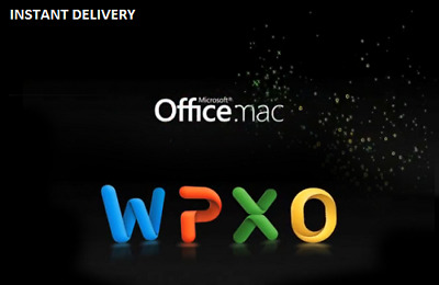 ⭐️Office 2011 Home & Business for Mac Lifetime🔑genuine🌟instant delivery📩