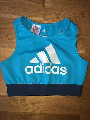 Girls Adidas Climate Gym/Dance Top Age 11-12yrs. Worn Once
