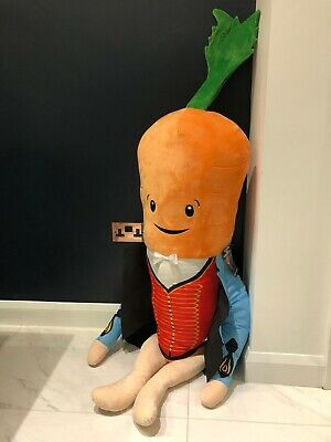 Kevin The Carrot Official Aldi 2019 Christmas Giant Plush Toy
