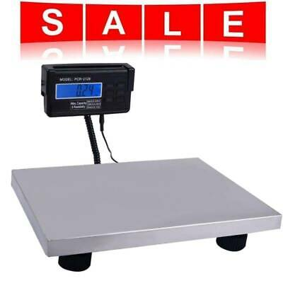 Digital LCD Postal Scale Kitchen Letter Parcels Weighing Platform Luggage Weight