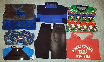 Bundle of clothes boys 8-9 years old