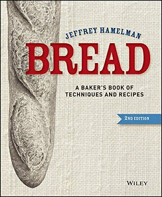 Bread: A Baker's Book of Techniques and Recipes - electronic book