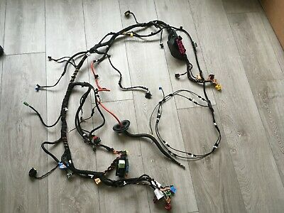 Porsche Macan S 3.0 diesel wiring harness 95B 971 072 AT (dashboard)