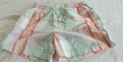 BNWT Girl's Pyjama Shorts aged 8/10 years