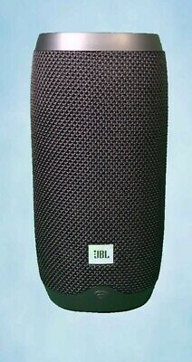 JBL Link 10 Smart Speaker - Black Bluetooth WiFi Waterproof Google Home New