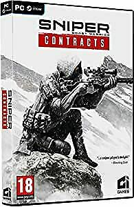 Sniper Ghost Warrior Contracts Pc Dvd Game