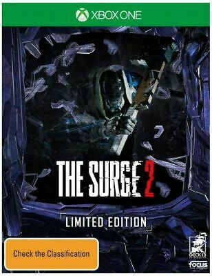 The Surge 2 Limited Edition Xbox One Game