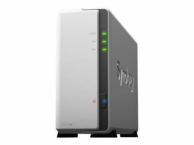 """Synology DiskStation DS119j HDD 108 TB Serial ATA III 2.53.5"""" HFS+NTFSexF DS119J"""