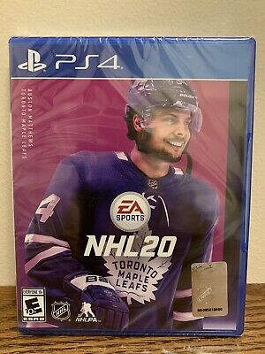 NHL 20 (Sony Playstation 4) PS4 Brand New