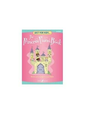 Just For Kids... The Princess Piano Book - Sheet Music Paperback Book The Cheap