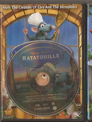 Disney Pixar Ratatouille (DVD, Widescreen) U.S. Issue Disc Only Free Shipping!