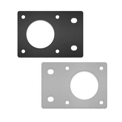 2* Aluminum NEMA 17 42 Stepper Motor Mounting Plate Fixed Bracket For 3D Printer