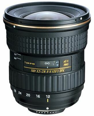 Tokina 12-28mm f/4 AT-X Pro DX Lens for Canon (Brand New)