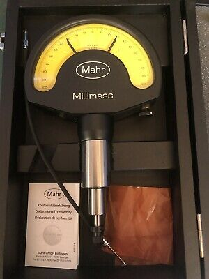 Mahr Millimess Comparator - Never Used