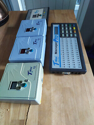 T Max pro and Sunbed Timers And Cases
