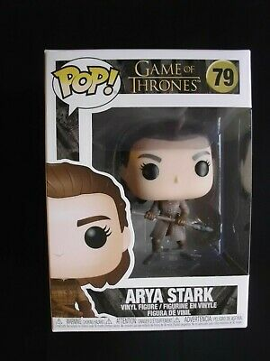 Pop! - Game of Thrones - Arya Stark Vinyl Figure by FUNKO