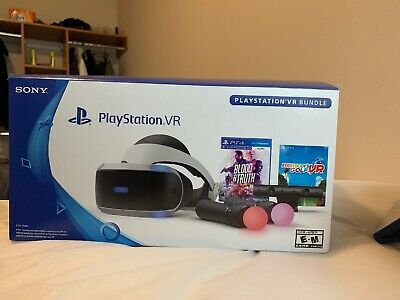 Sony PlayStation VR - Blood & Truth and Everybody's Golf VR Bundle + Skyrim Disc