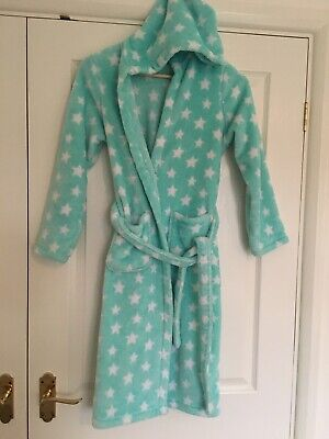 Girls Dressing Gown Aged 11-12 Years