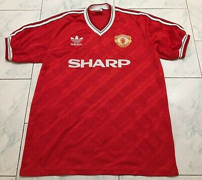 ROONEY NIKE MANCHESTER UNITED 2007 2009 HOME FOOTBALL SOCCER SHIRT JERSEY MAGLIA | eBay