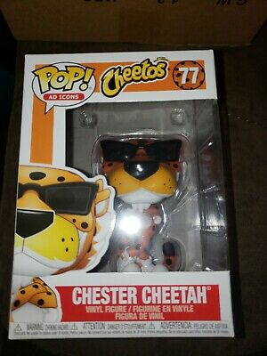 Funko Pop Chester Cheetah.Ad Icons *IN STOCK* Free shipping