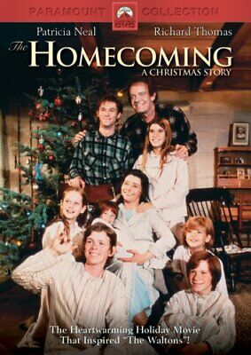 THE HOMECOMING A CHRISTMAS STORY New Sealed DVD Waltons