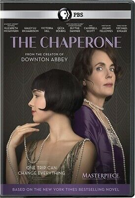 THE CHAPERONE New Sealed DVD From the Writer and Director of Downton Abbey