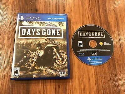 Days Gone (PS4 / PlayStation 4, 2019) Zombies  B9