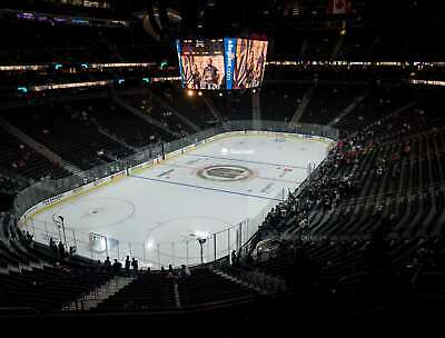 1-4 VEGAS GOLDEN KNIGHTS vs NEW YORK RANGERS SUN, DEC 8th SECT 104