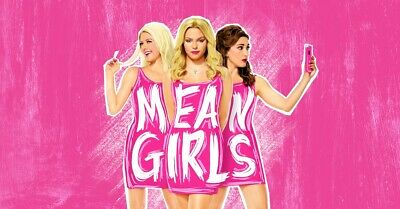 (2) Mean Girls LOGE Tickets + Included Parking Playhouse Square Cleveland 12/19