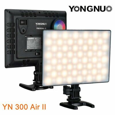 Aputure AL-MX 2800-6500K LED Mini Video Light For DSLR Camera Camcorder DE D3G1