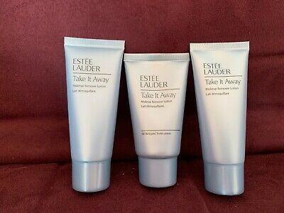 Estee Lauder 'Take It Away' Makeup Remover Lotion - 3 x 30ml Tubes