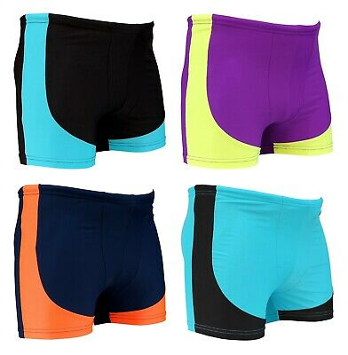 ACCLAIM Zurich Classic Fit Boxer Swimming Trunks Mens Nylon Lycra NEW 2020 Model