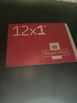 ROYAL MAIL 12  1st  FIRST CLASS Stamps-  SELF ADHESIVE POSTAGE STAMPS