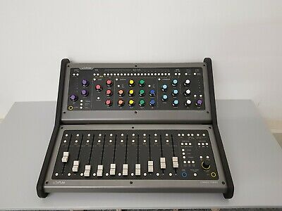 Dark Grey Valchromat Dual Stand For Softube Console 1 And Fader